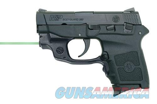 """SMITH AND WESSON  BODYGUARD 10178  380acp 6+1 GREEN CRIMSON TRACE """"NO CREDIT CARD FEE""""  Guns > Pistols > Smith & Wesson Pistols - Autos > Polymer Frame"""