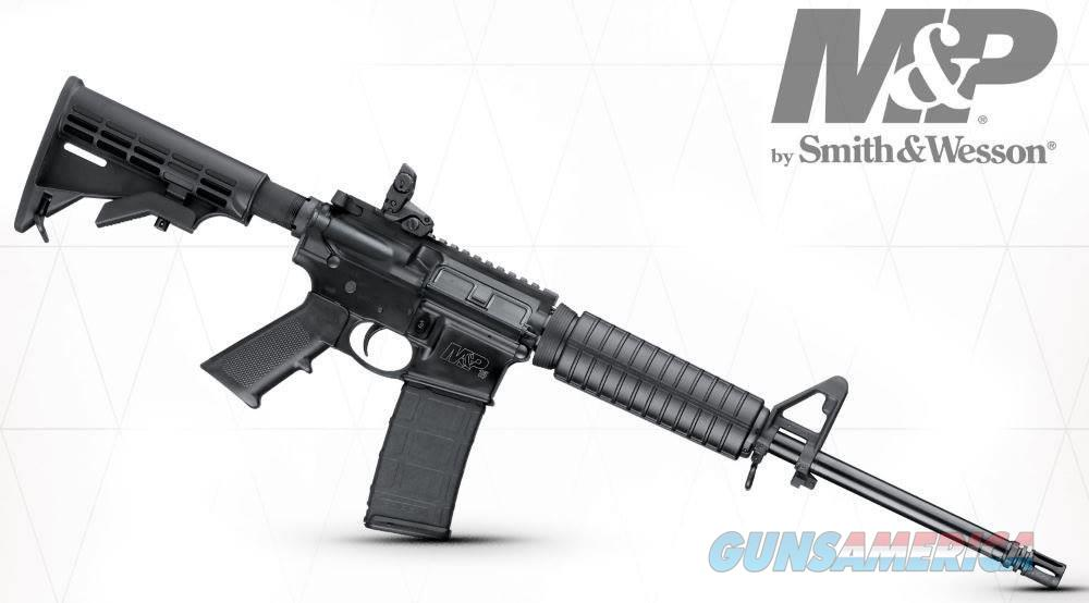 """SMITH AND WESSON M&P15 SPORT II 223/5.56 30+1 """"NO CREDIT CARD FEE"""" 10202   Guns > Rifles > Smith & Wesson Rifles > M&P"""