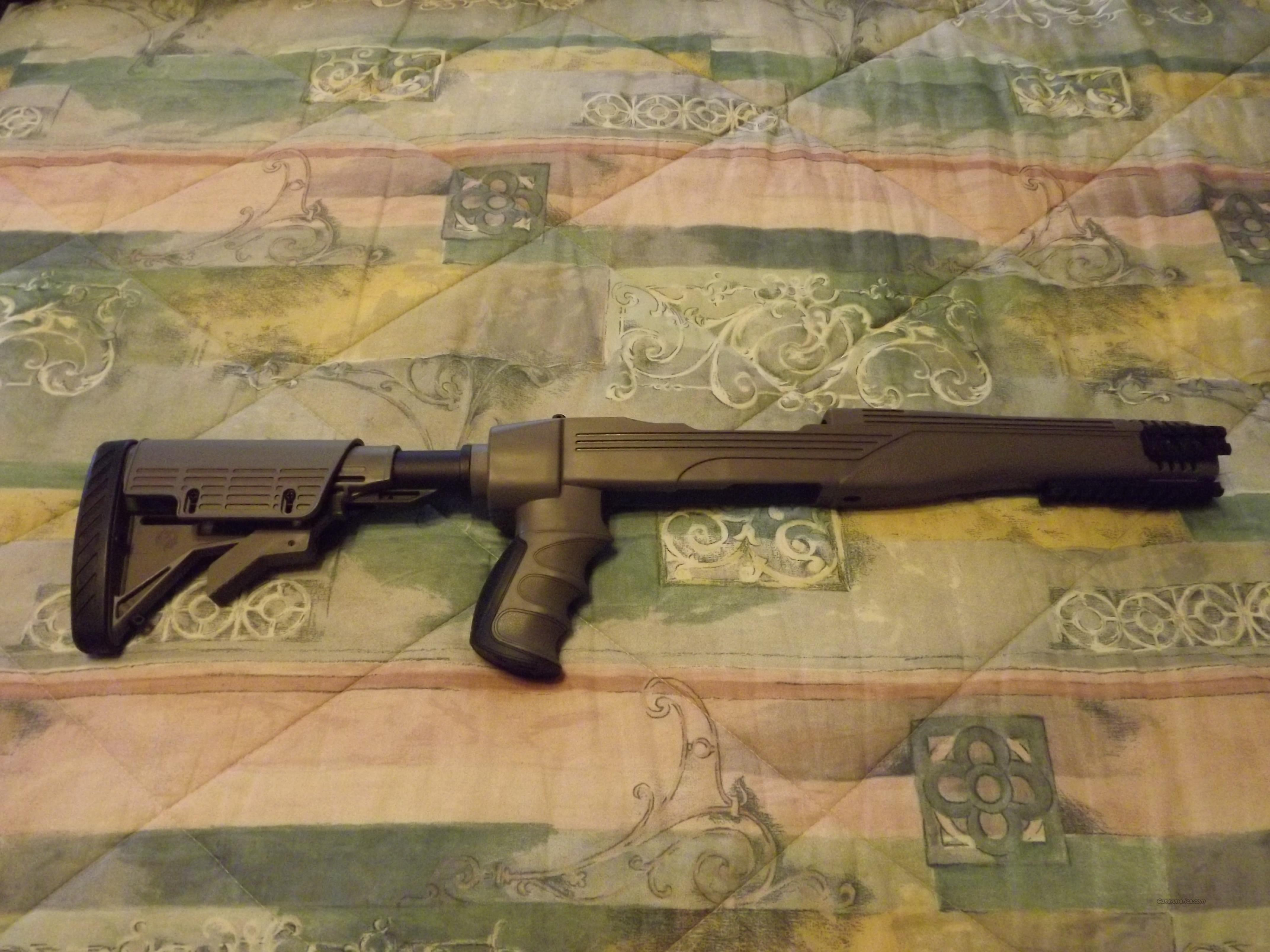 RUGER 10/22 ASSAULT RIFLE STYLE STOCK  Non-Guns > Gunstocks, Grips & Wood