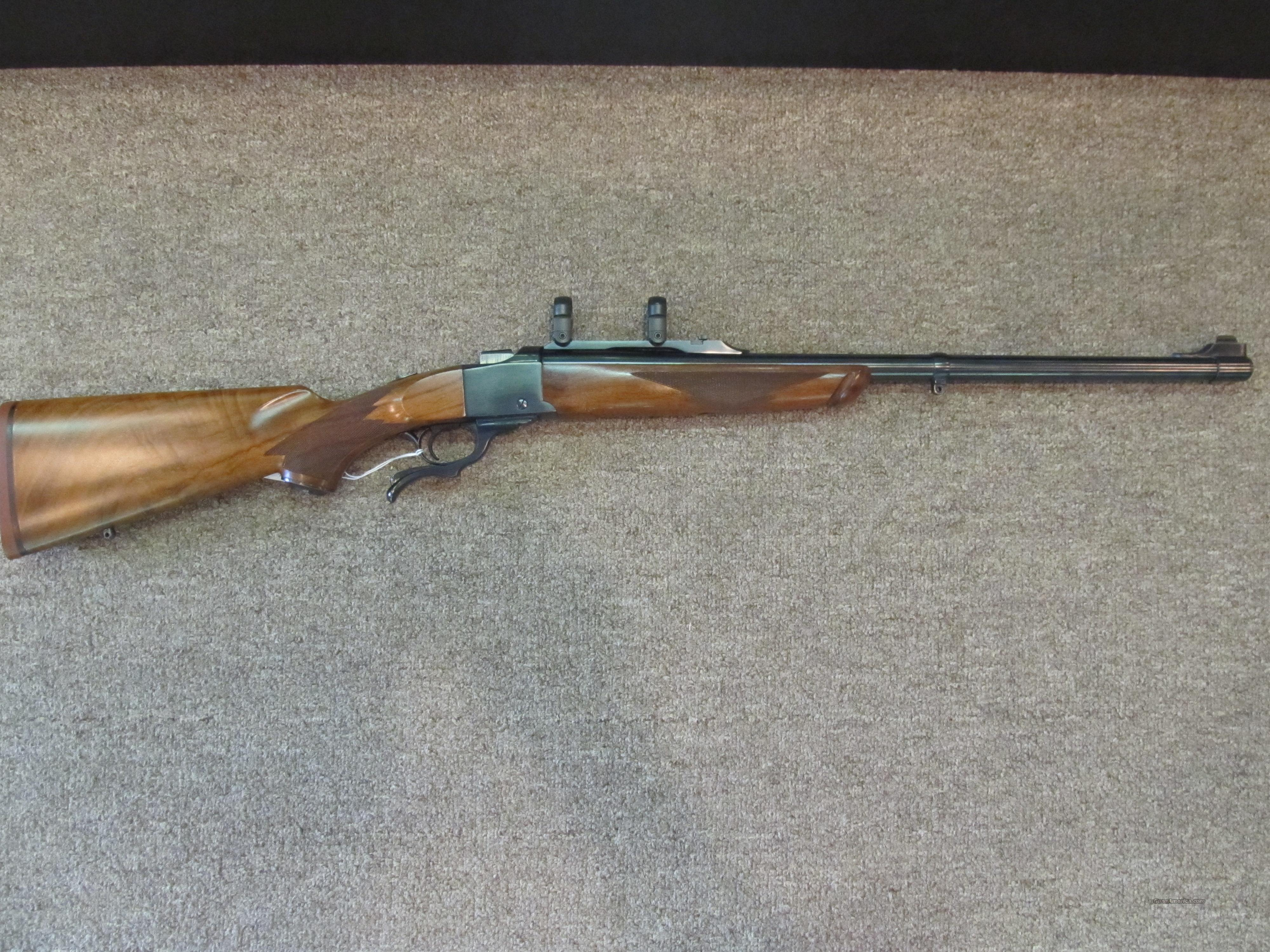 Ruger #1 Tropical 375 H&H  Guns > Rifles > Ruger Rifles > #1 Type