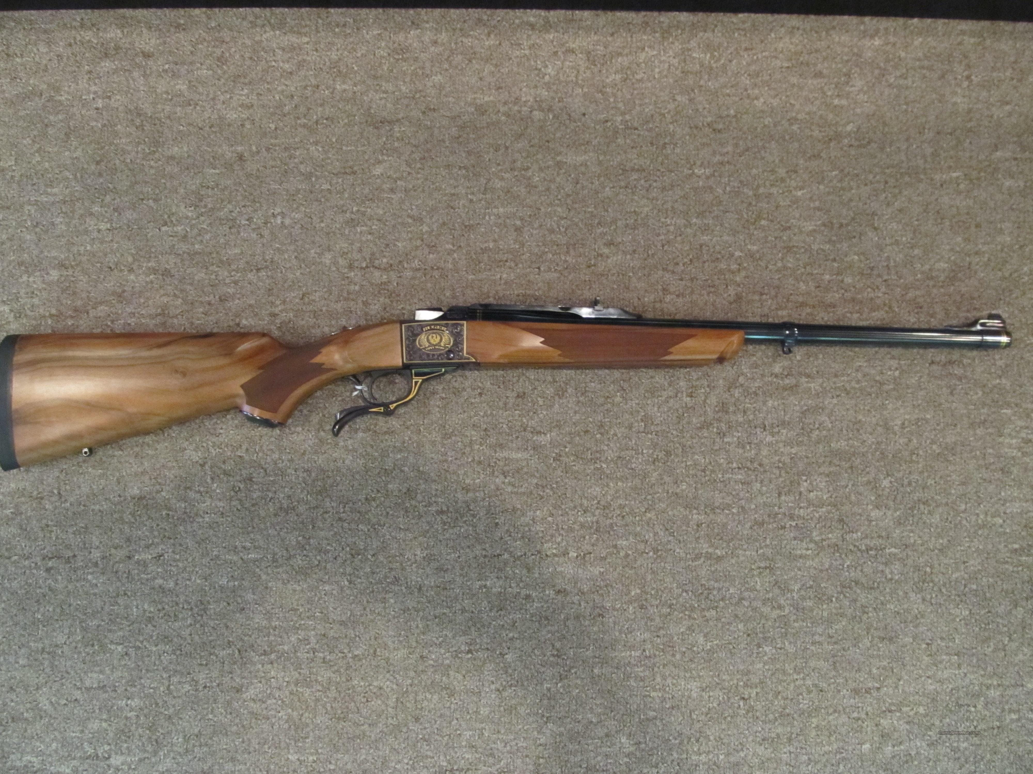 Ruger #1 50th Anniversary Model  Guns > Rifles > Ruger Rifles > #1 Type