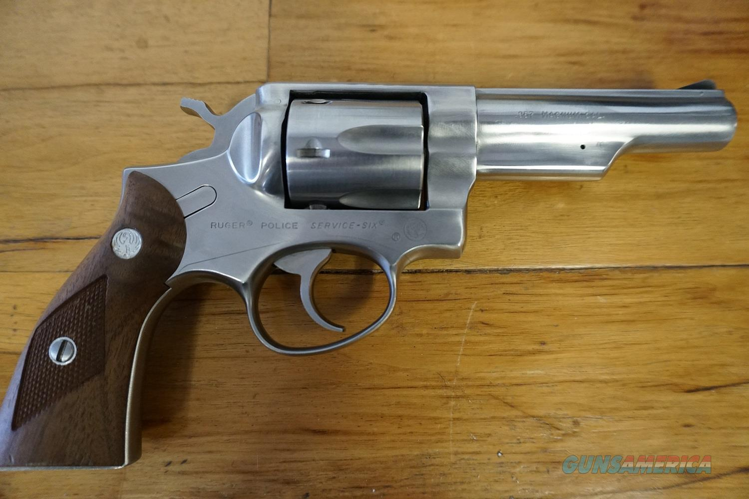 Ruger Police Service-Six .357 Mag For Sale