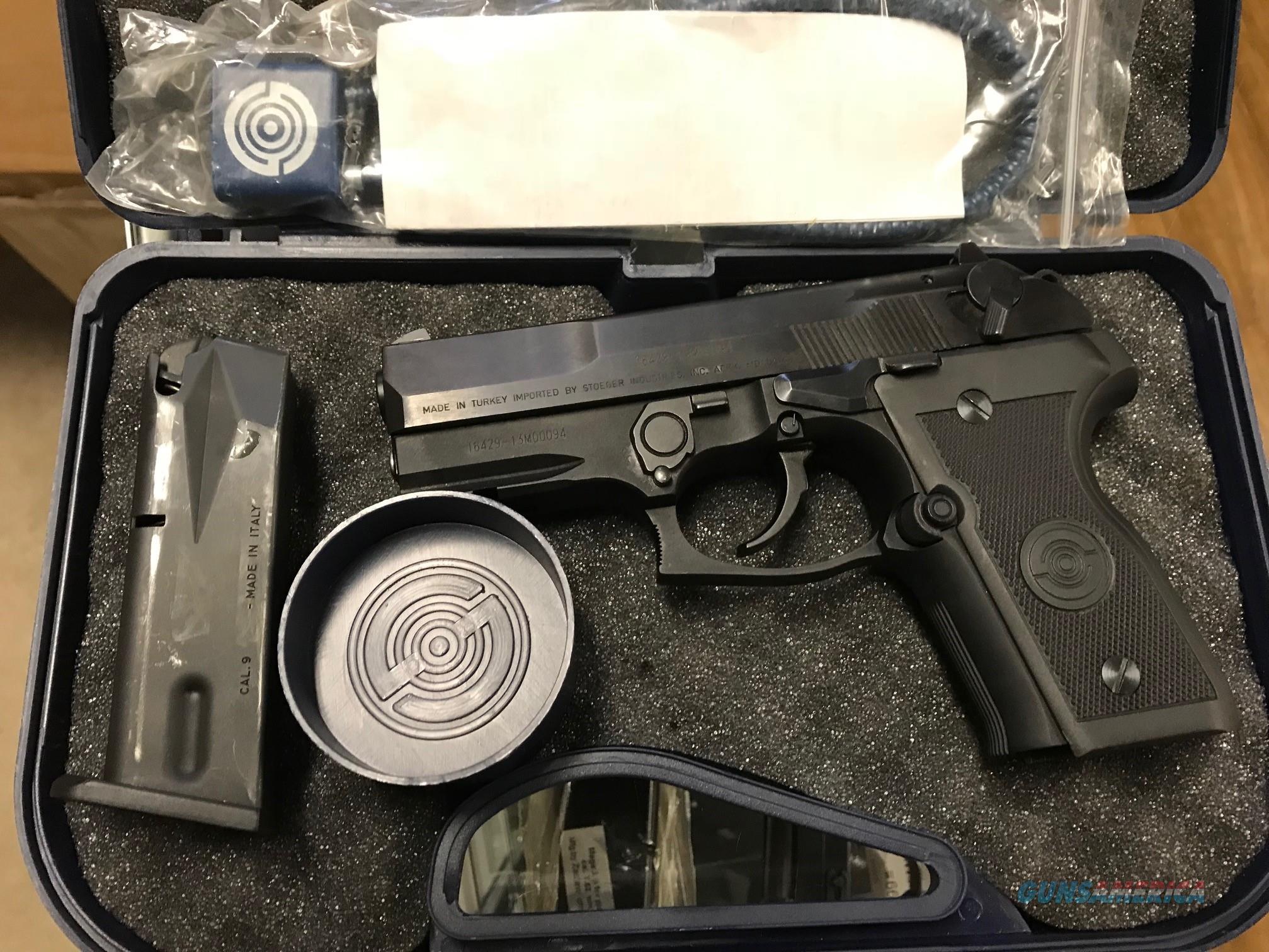 Stoeger Couger 8000 LT  Guns > Pistols > Beretta Pistols > Model 92 Series