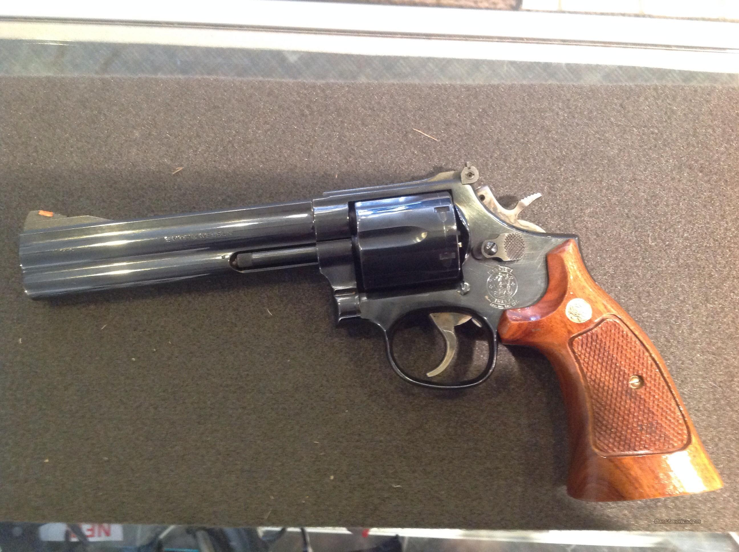 Smith and Wesson 586-3 .357 mag revolver  Guns > Pistols > Smith & Wesson Revolvers > Full Frame Revolver
