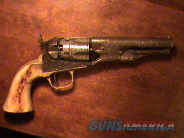 Colt 1862 Police  Guns > Pistols > Colt Percussion Revolver - Pre-1899