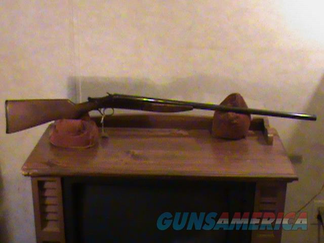 Excel 12 gauge single barrel shotgun  Guns > Shotguns > E Misc Shotguns
