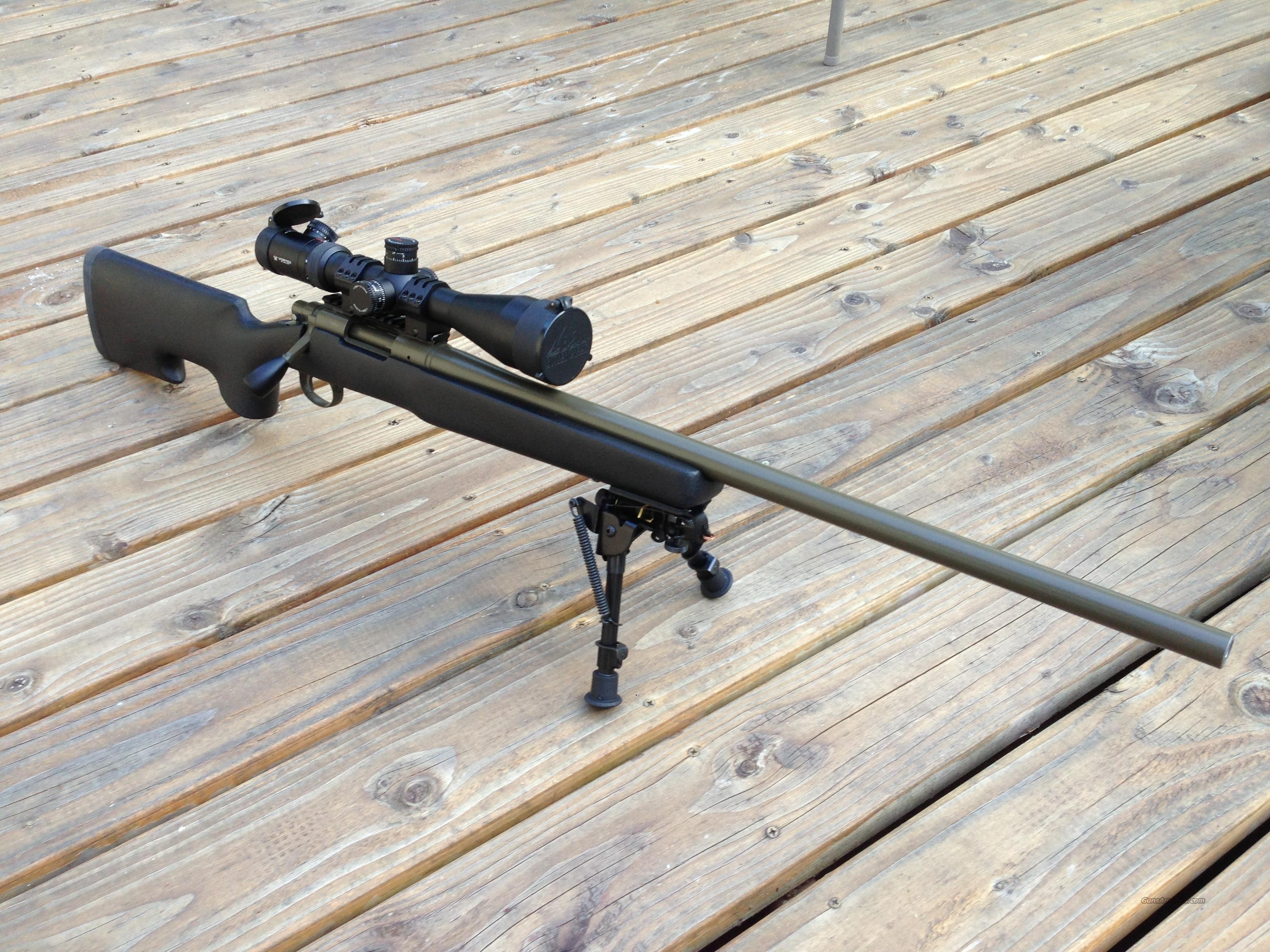 Custom Remington 700 .308 - Tactical rifle 308 Win for ...