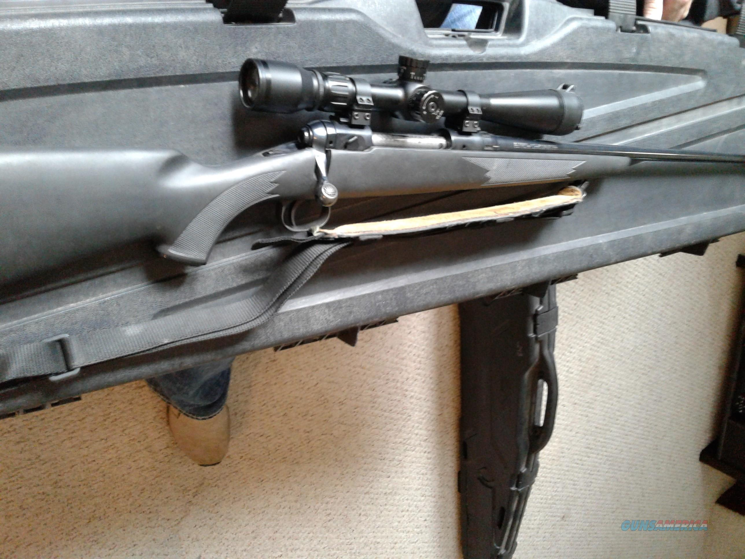 USED SAVAGE 111 300WMG/PINE RIDGE 6X18-40 SCOPE FREE S/H  Guns > Rifles > Savage Rifles > 11/111