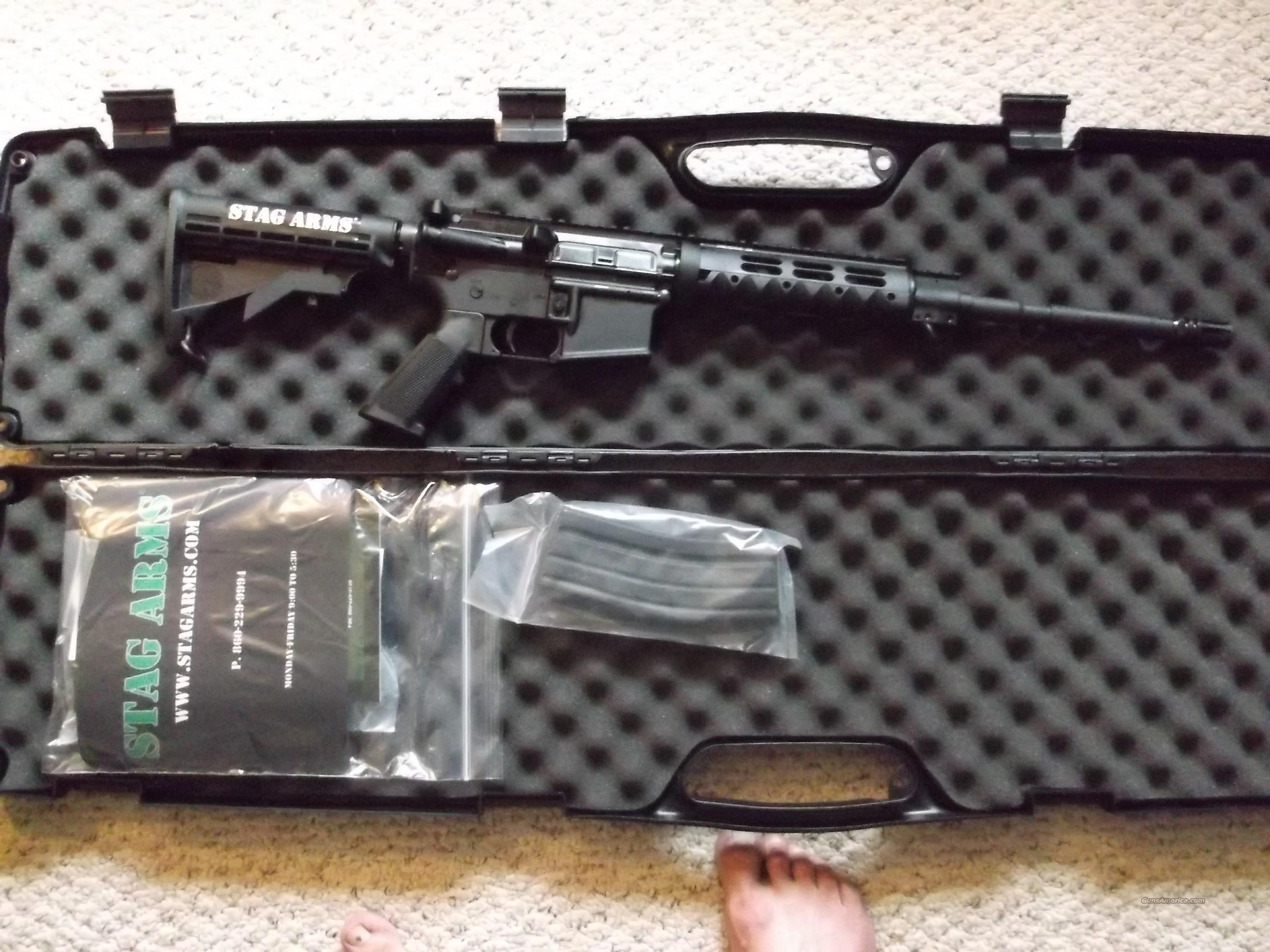 STAG M3+P PACKAG!!!!! FREE S/H  Guns > Rifles > Stag Arms > Complete Rifles