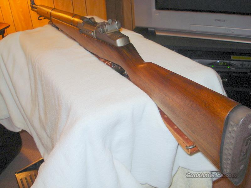 Medical condition forces me to sell M-1 Garand  Guns > Rifles > Springfield Armory Rifles > M1 Garand