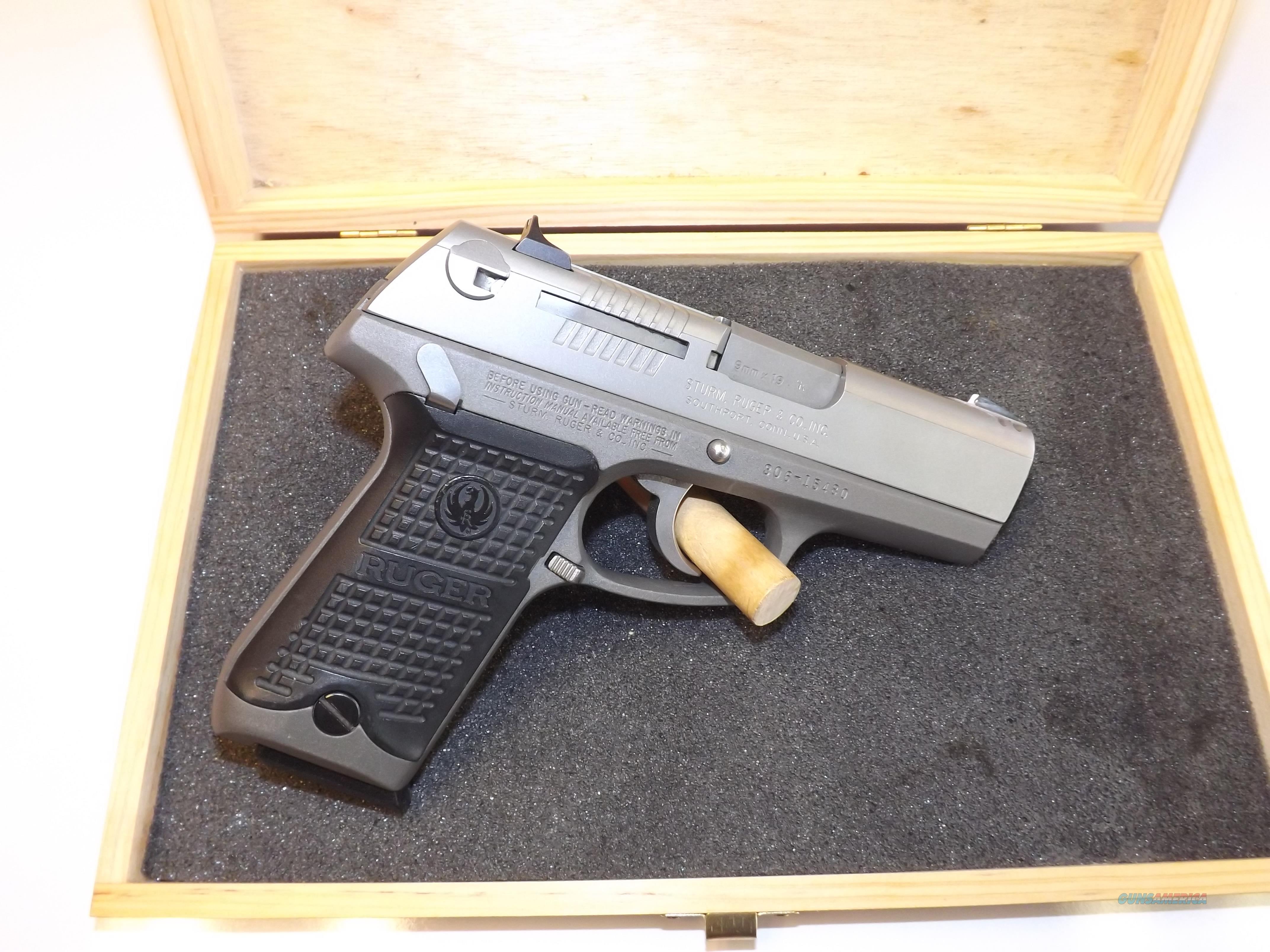 Ruger P93DAO  Guns > Pistols > Ruger Semi-Auto Pistols > American Pistol