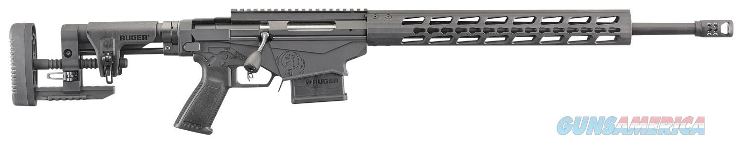 NEW & IN STOCK Ruger Precision Rifle in 6.5 Creedmoor  Guns > Rifles > Ruger Rifles > Precision Rifle Series