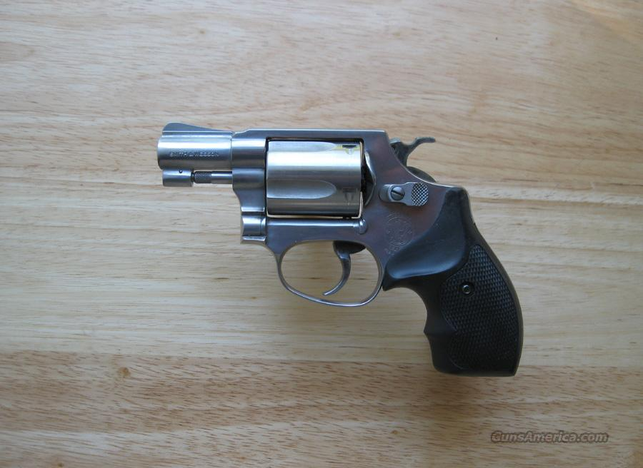 S&W Model 60  Guns > Pistols > Smith & Wesson Revolvers > Full Frame Revolver
