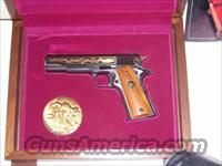General Joe Foss colt 1911 commemerative  Guns > Pistols > Colt Commemorative Pistols