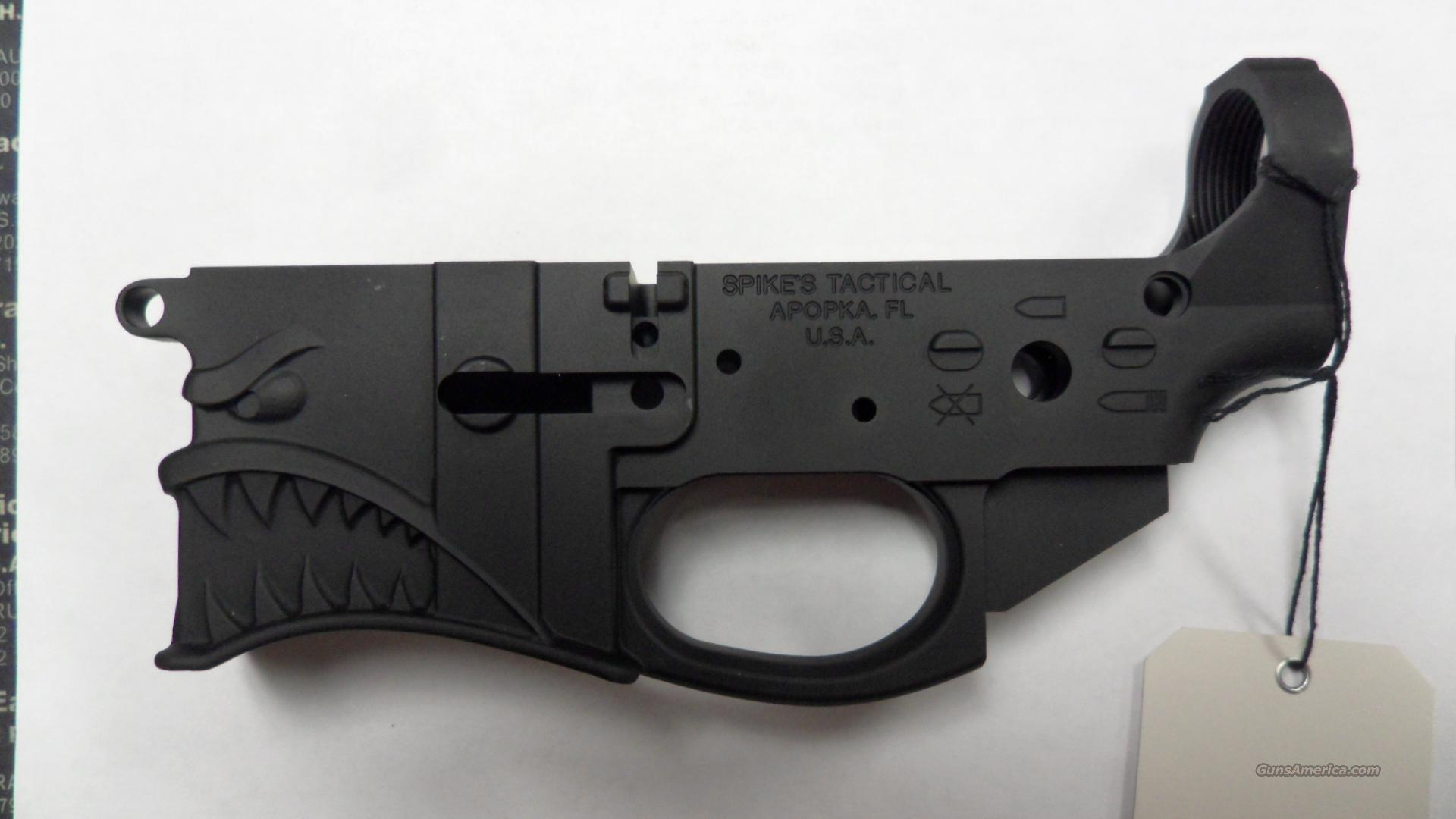 Spikes Hellbreaker Lower - NEW  Guns > Rifles > AR-15 Rifles - Small Manufacturers > Lower Only