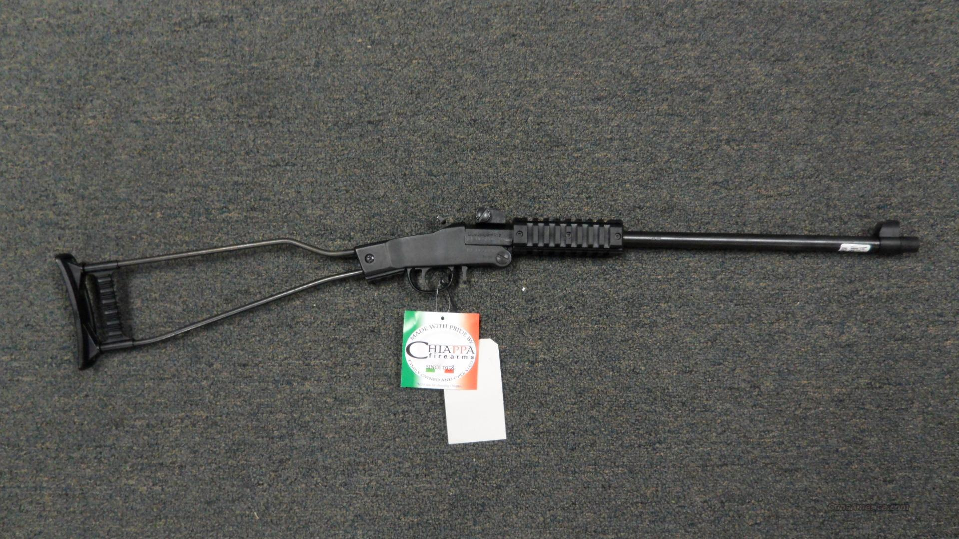 Chiappa Little Badger 22mag  Guns > Rifles > Chiappa / Armi Sport Rifles > .22 Cal Rifles