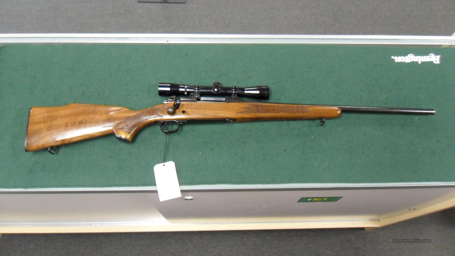 Winchester Mod 70, 30-06  Guns > Rifles > Winchester Rifles - Modern Bolt/Auto/Single > Model 70 > Post-64
