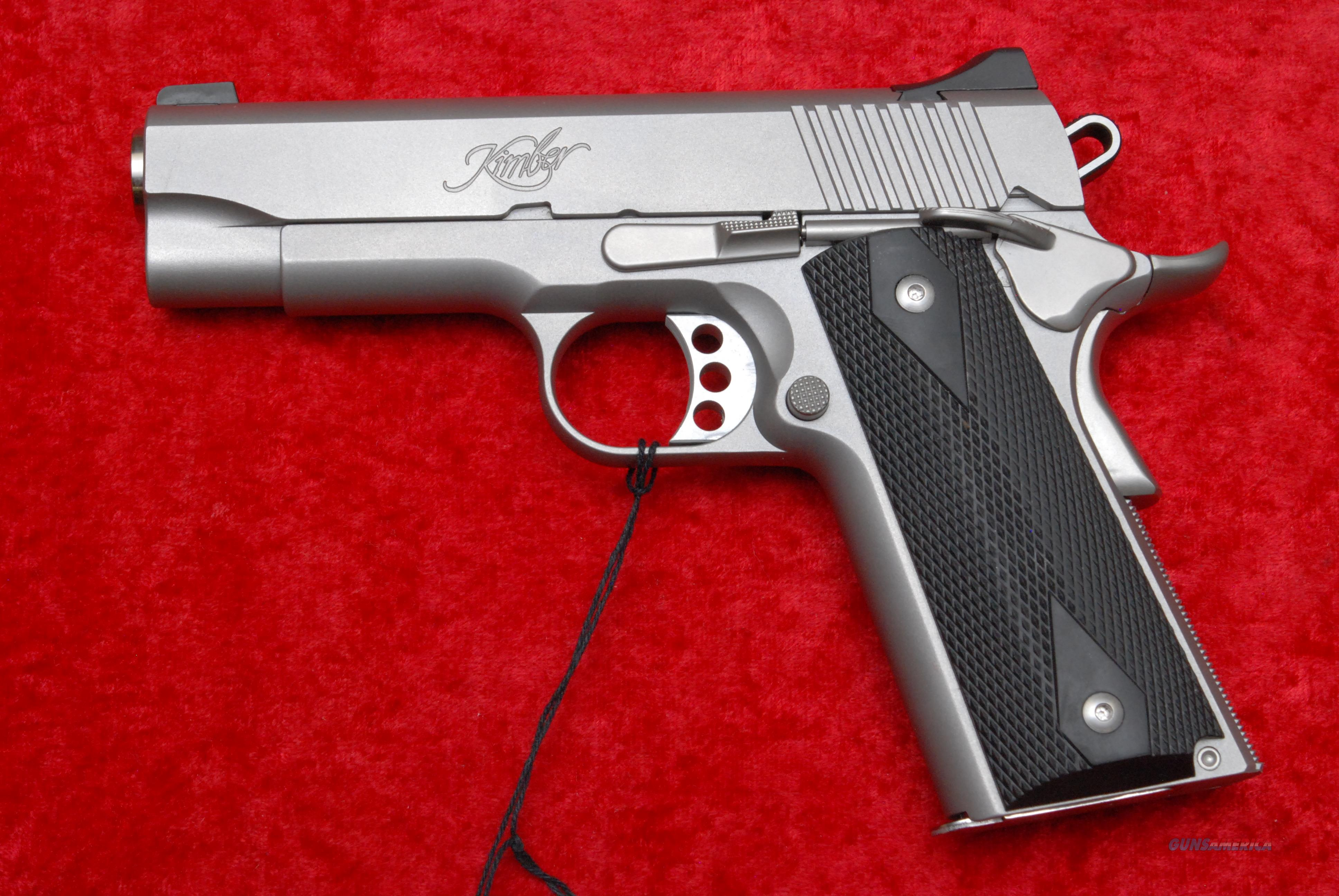 Kimber Pro Carry HDII 45 auto  Guns > Pistols > Kimber of Oregon Pistols