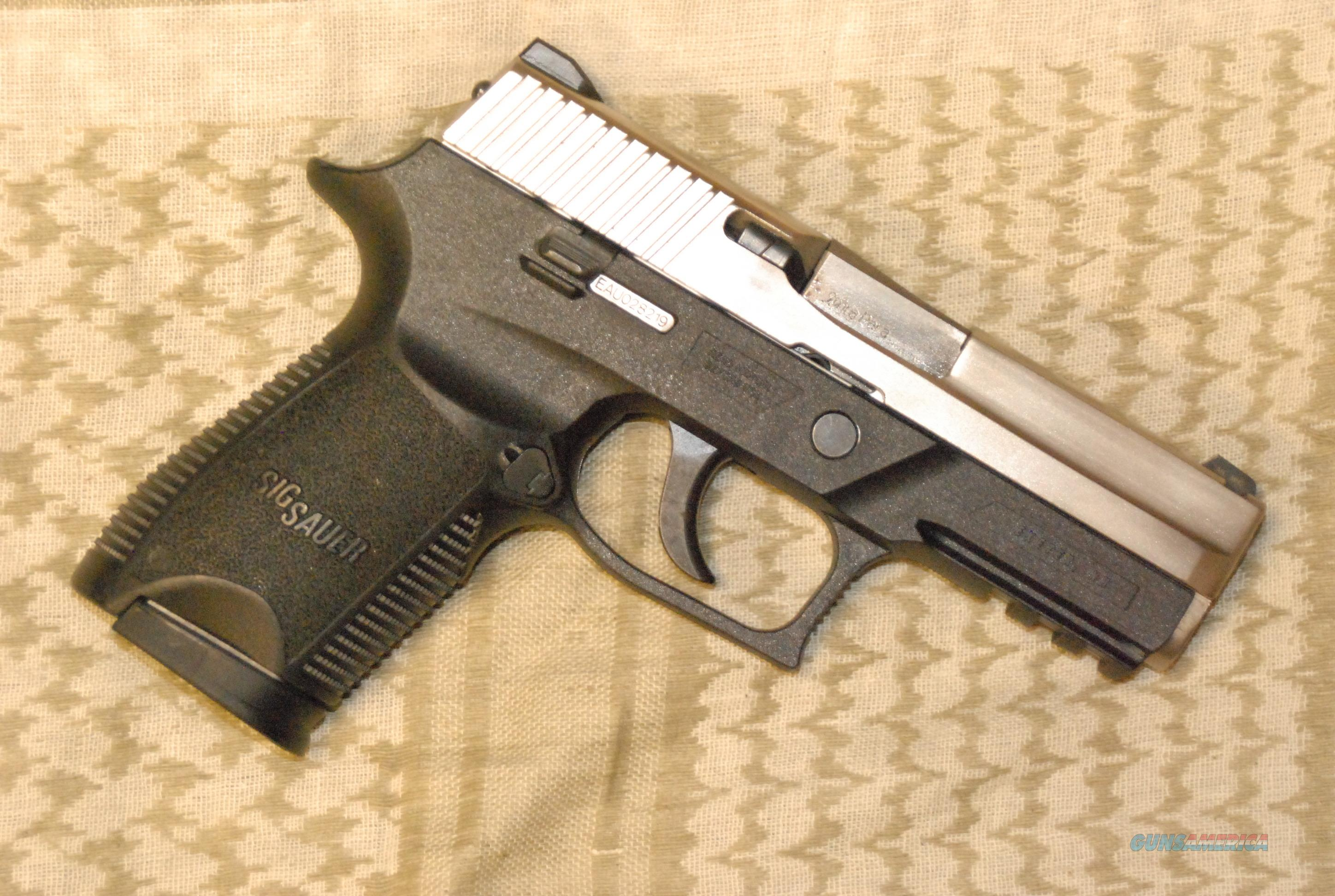 Sig Sauer P250 9x19 (Polished)  Guns > Pistols > Sig - Sauer/Sigarms Pistols > P250