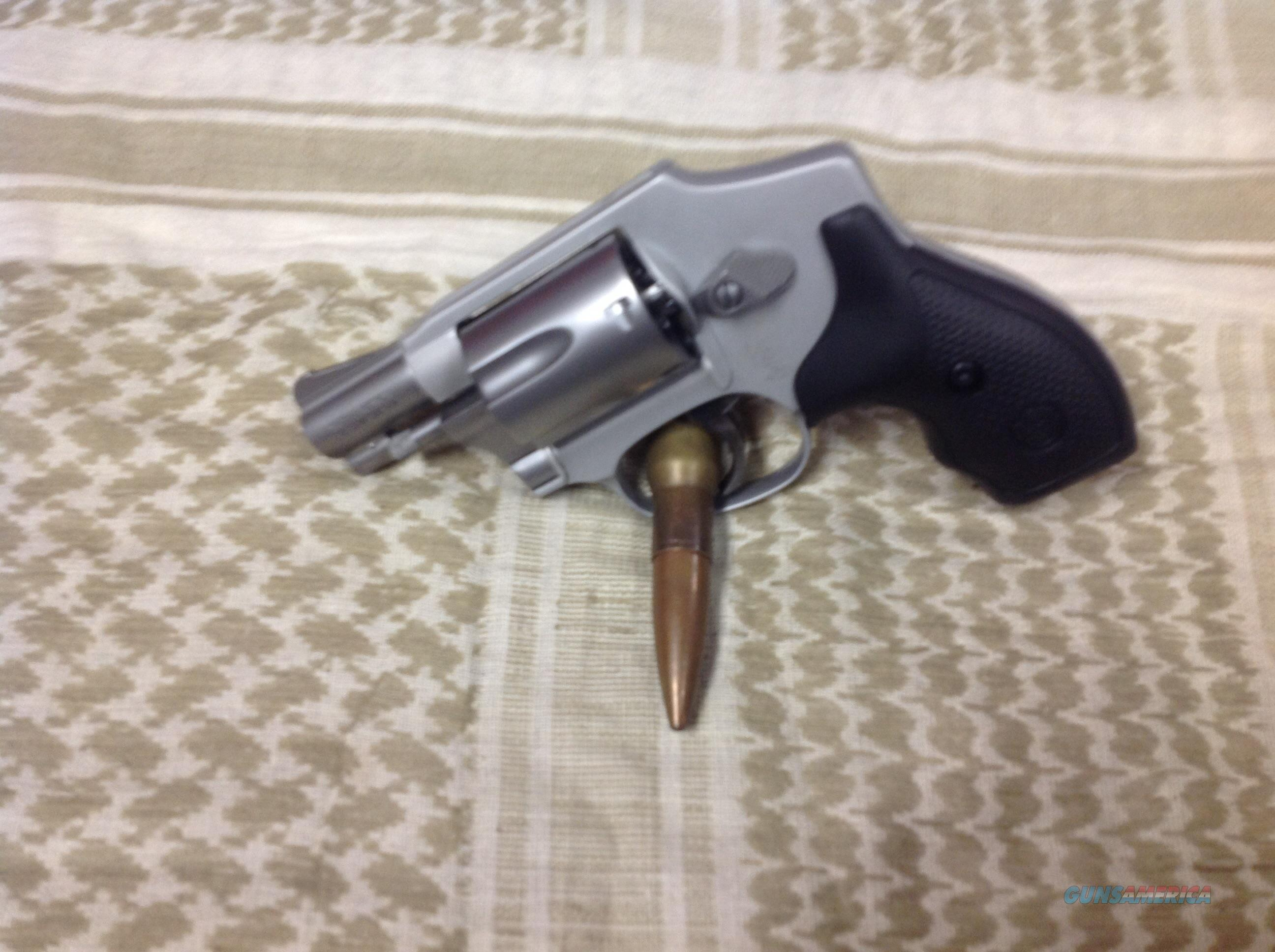 Smith & Wesson 642-1 38 spl  Guns > Pistols > Smith & Wesson Revolvers > Pocket Pistols