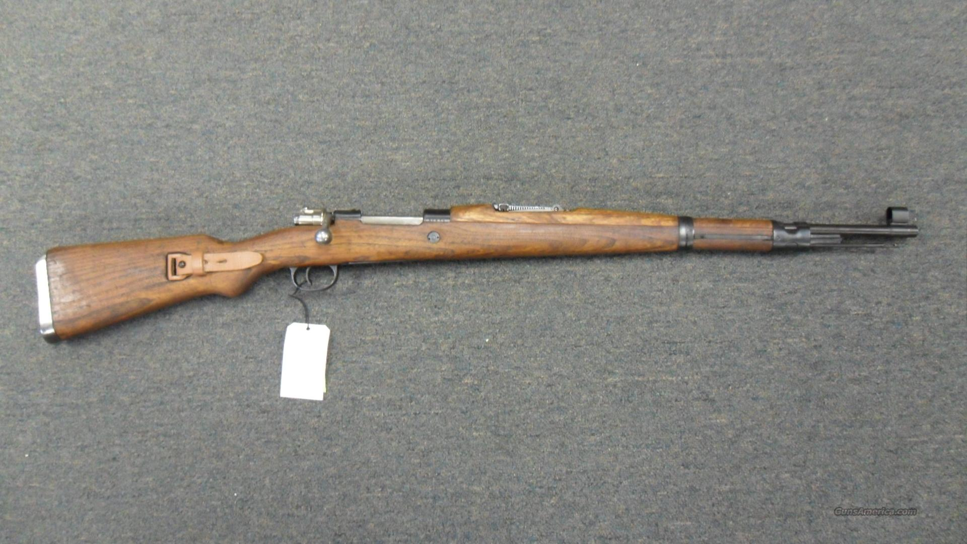Yugo M48A 8mm bolt action  Guns > Rifles > Mauser Rifles > German