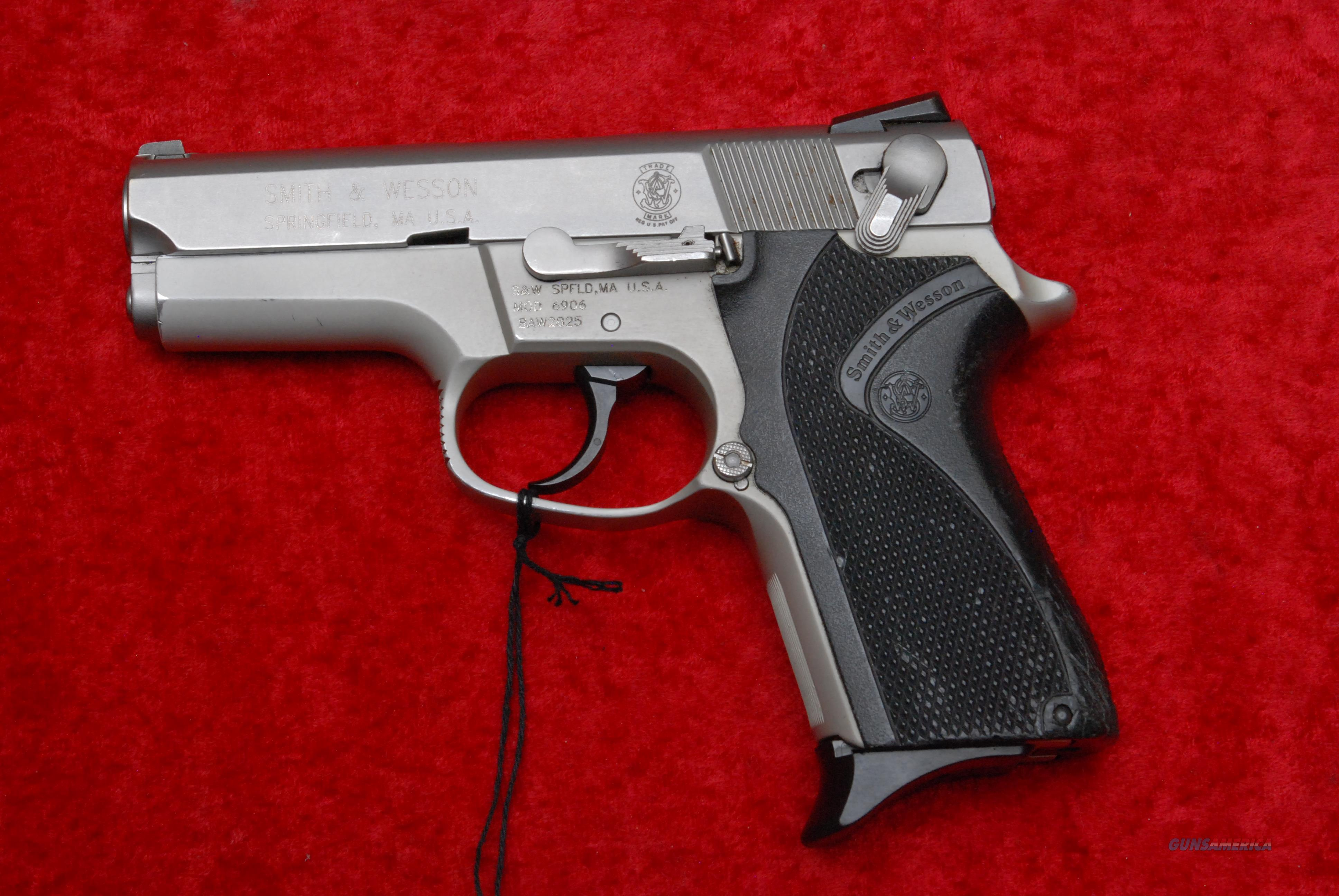 Smith & Wesson 6906 9mm  Guns > Pistols > Smith & Wesson Pistols - Autos > Alloy Frame