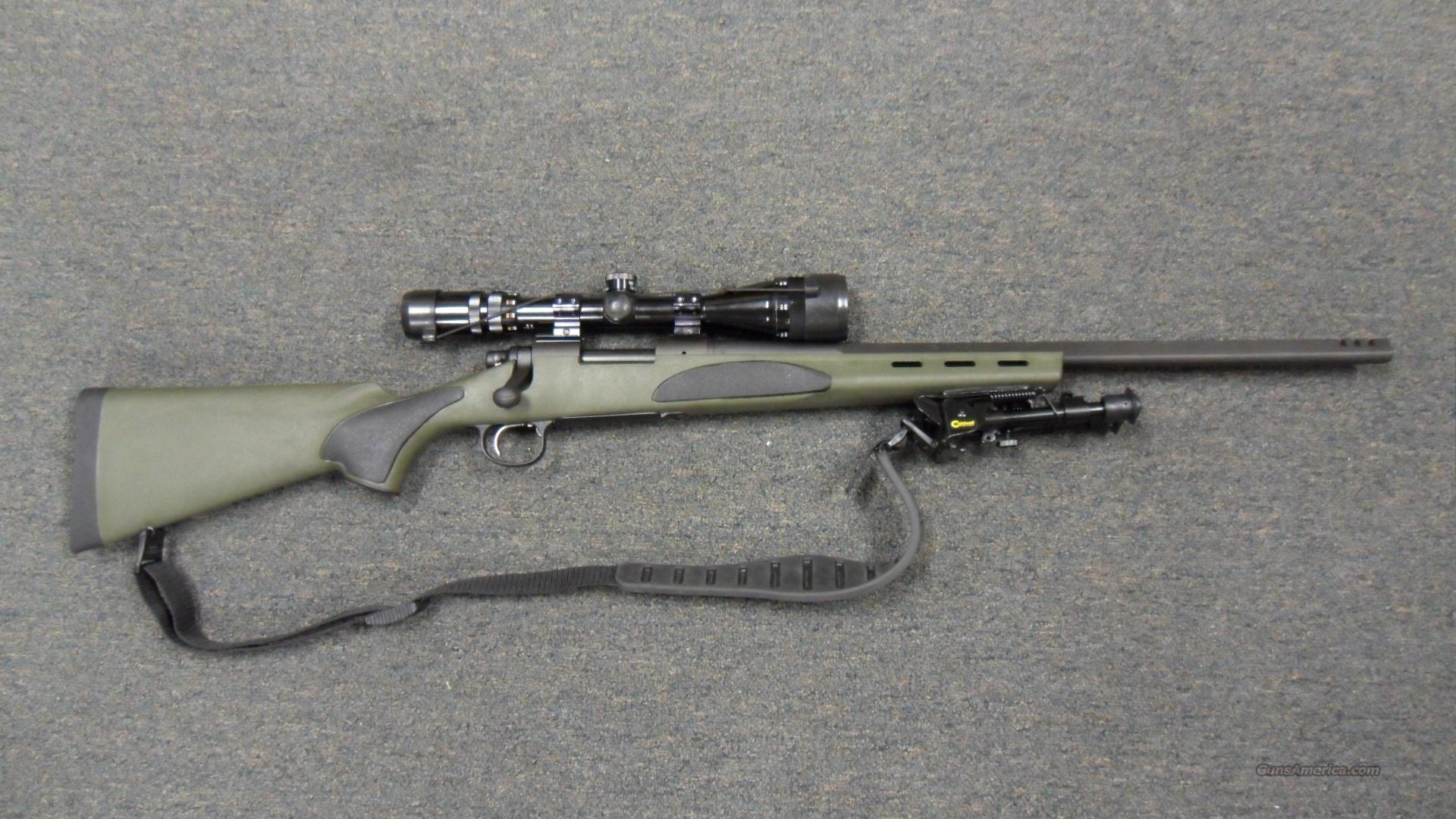 Remington 700-VTR, 22-250  Guns > Rifles > Remington Rifles - Modern > Model 700 > Sporting