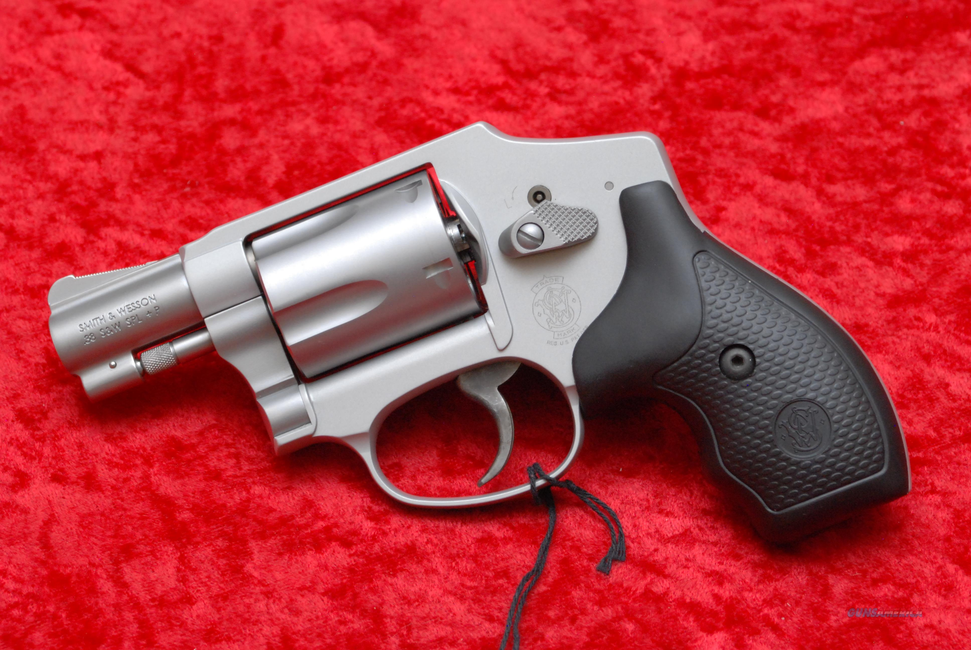 Smith &Wesson 642-2 38 special  Guns > Pistols > Smith & Wesson Pistols - Autos > Alloy Frame