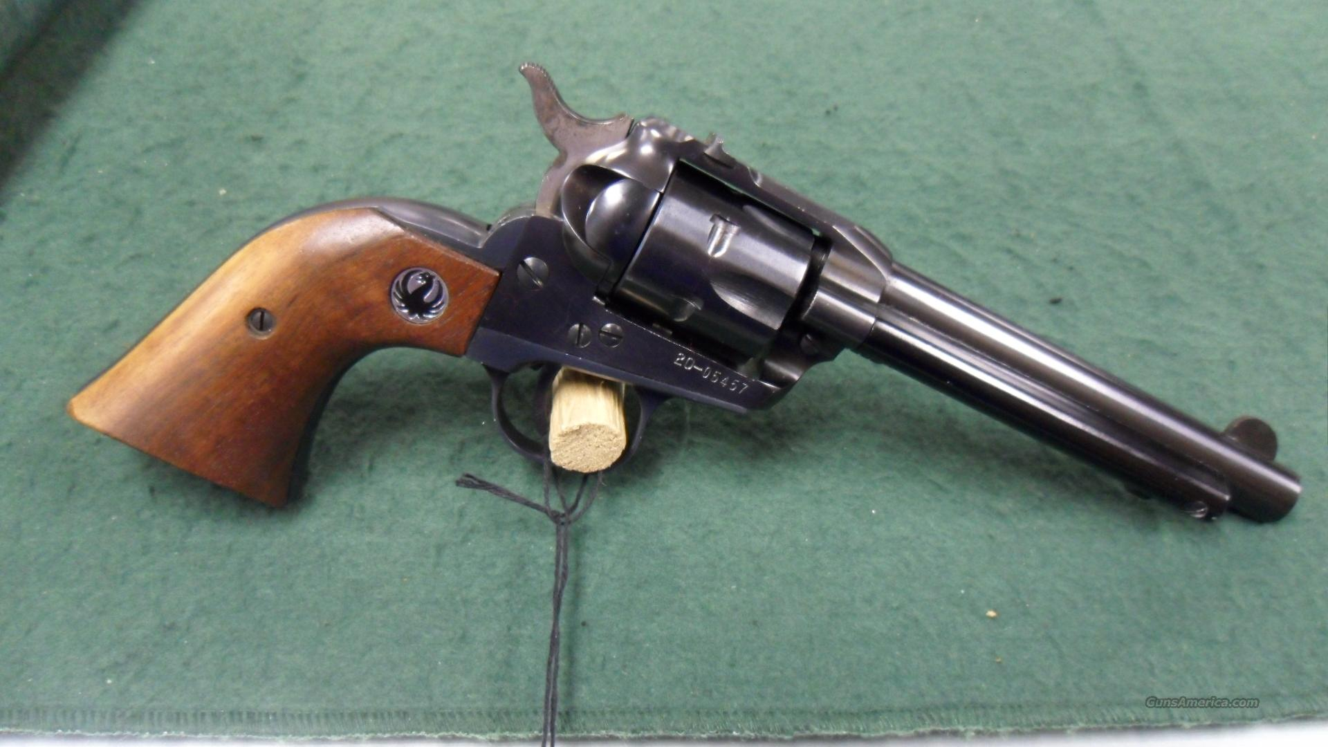 Sturm Ruger, Early Model Single Six  Guns > Pistols > Ruger Single Action Revolvers > Single Six Type