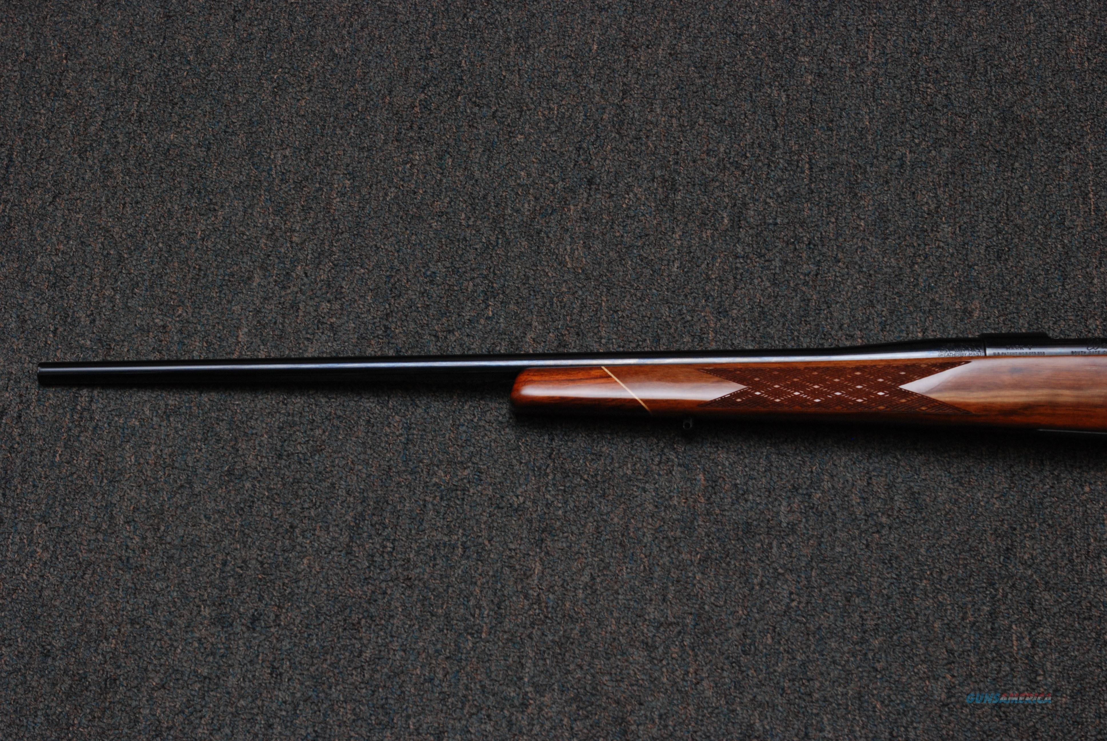 Weatherby MK V .257 wby  Guns > Rifles > Weatherby Rifles > Sporting