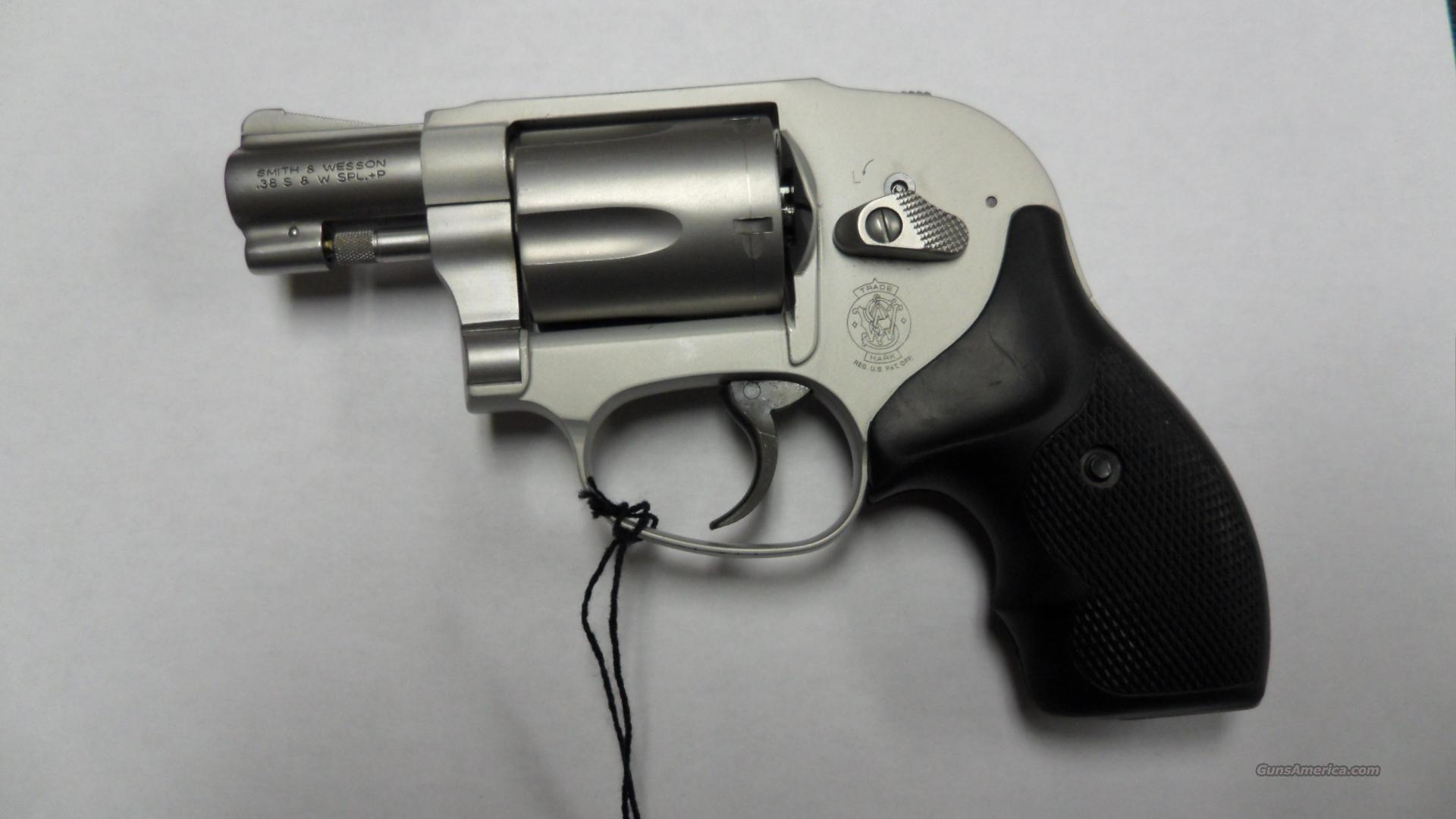 Smith & Wesson 638-3, 38 special  Guns > Pistols > Smith & Wesson Revolvers > Full Frame Revolver