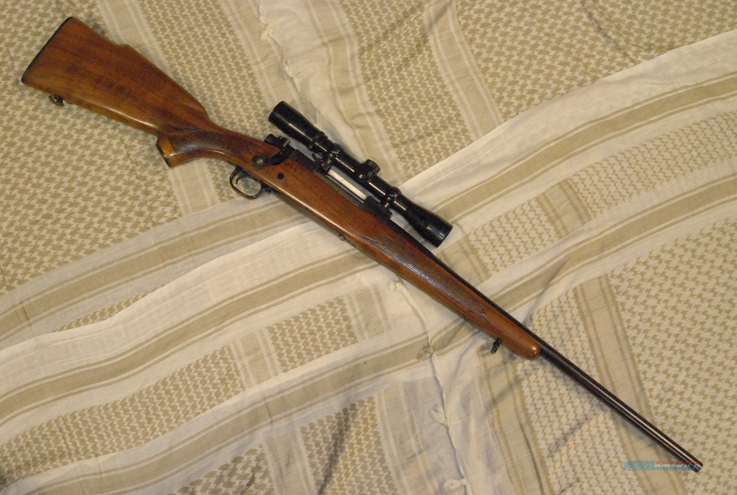 Winchester Model 70 .30-06 with Scope  Guns > Rifles > Winchester Rifles - Modern Bolt/Auto/Single > Model 70 > Post-64