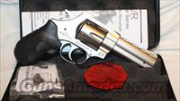 New EAA Windicator 357 Mag, 4 Inch Barrel, Nickel Finish Revolver With Lifetime Warranty  EAA Pistols > Other