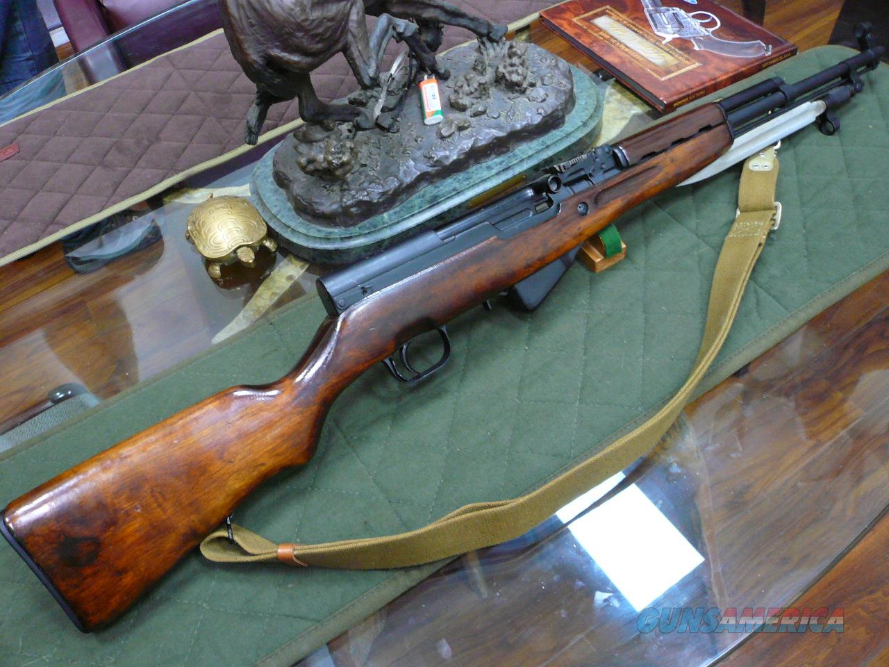 CAI.ST.ALB.VT IMPORTED  RUSSIAN SKS 7.62X39  Guns > Rifles > SKS Rifles