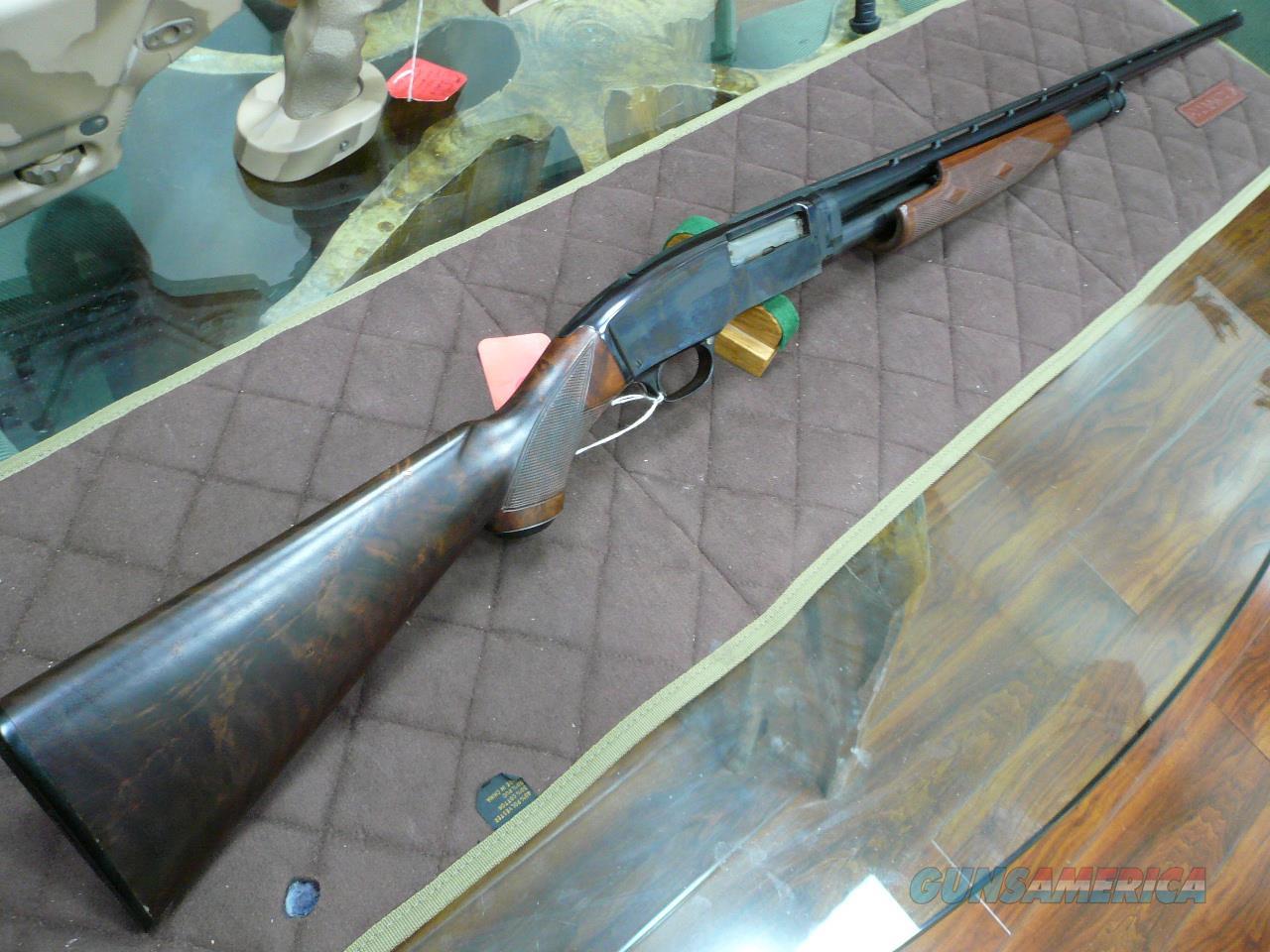 "Model-42 (1961) 410Ga 28"" Vent-Rib bbl  Guns > Shotguns > Winchester Shotguns - Modern > Pump Action > Trap/Skeet"