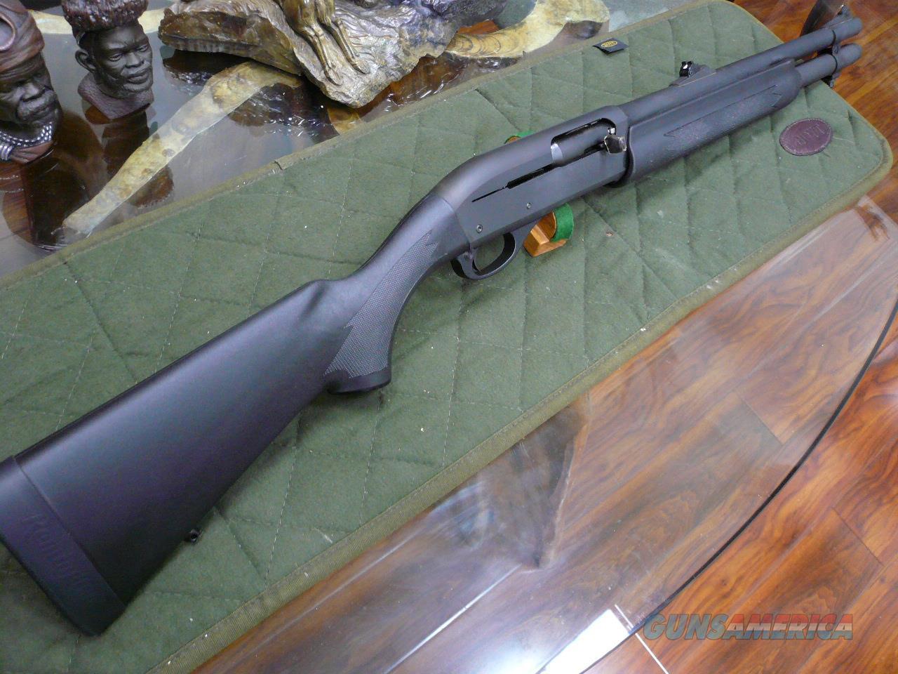 1187-POLICE 12ga  Guns > Shotguns > Remington Shotguns  > Autoloaders > Tactical