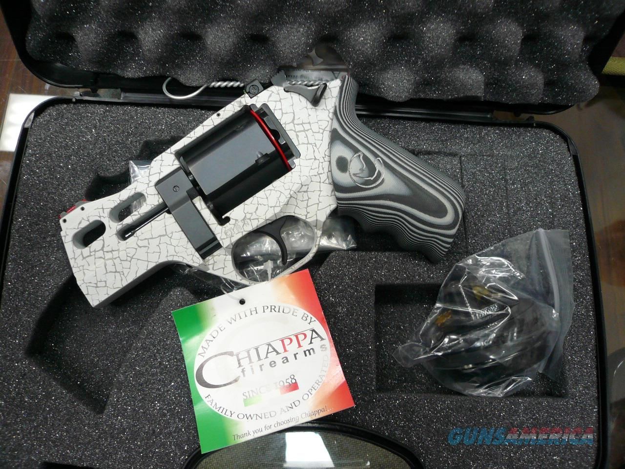 Model White Rhino Special Edition 3 Quot Bbl 357m For Sale