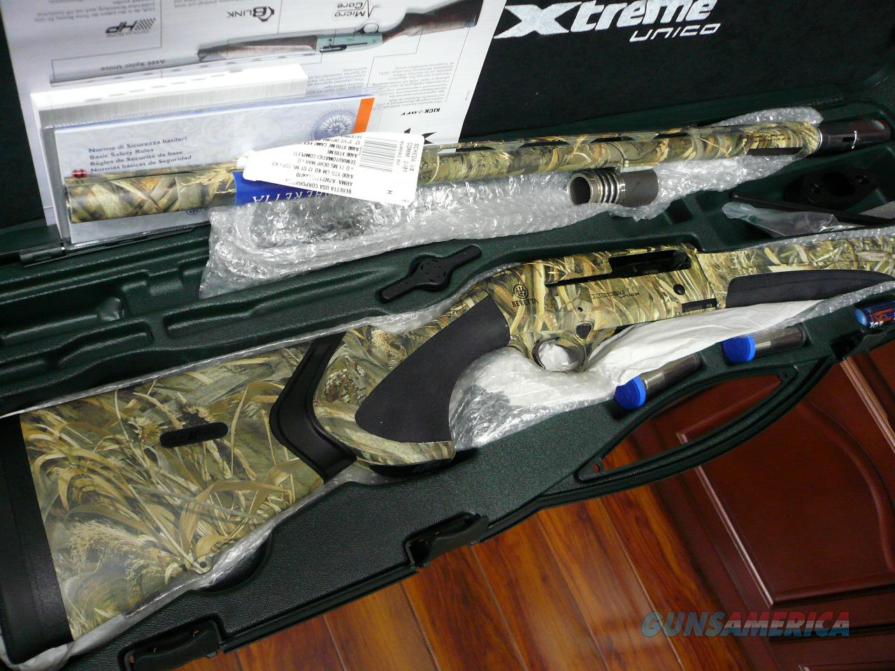 "A400 XTREME With KO stock(Optifade or MX5) 12Ga 28"" NIB  Guns > Shotguns > Beretta Shotguns > Autoloaders > Hunting"
