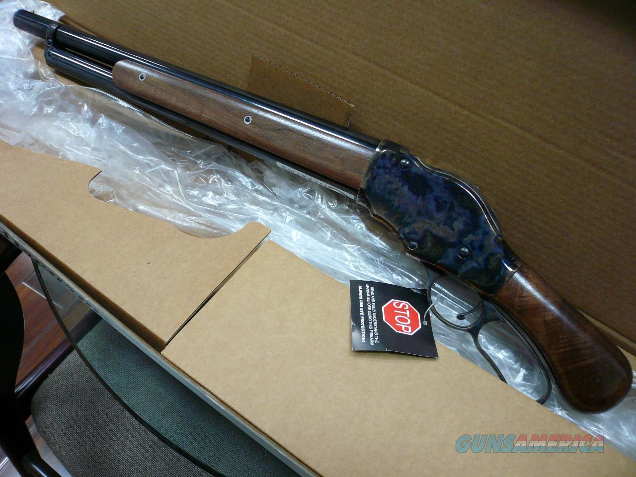 1887 (LEVER ACTION SHOTGUN) 12ga  Guns > Shotguns > Chiappa / Armi Sport Shotguns > 1887 Lever Shotgun