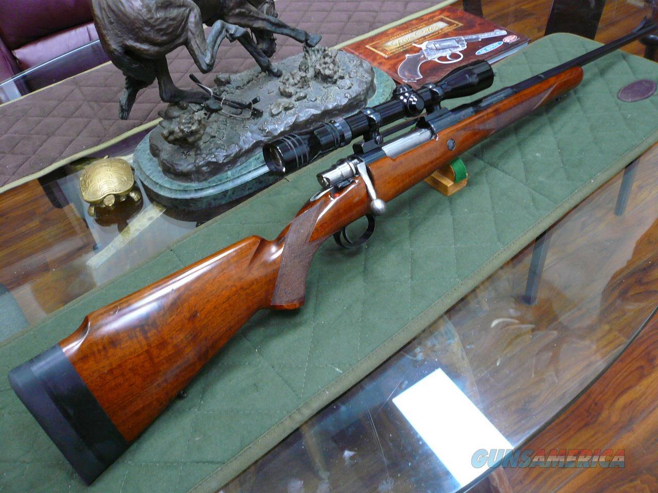 SAFARI GRADE FN ACTION 270 Win  Guns > Rifles > Browning Rifles > Bolt Action > Hunting > Blue