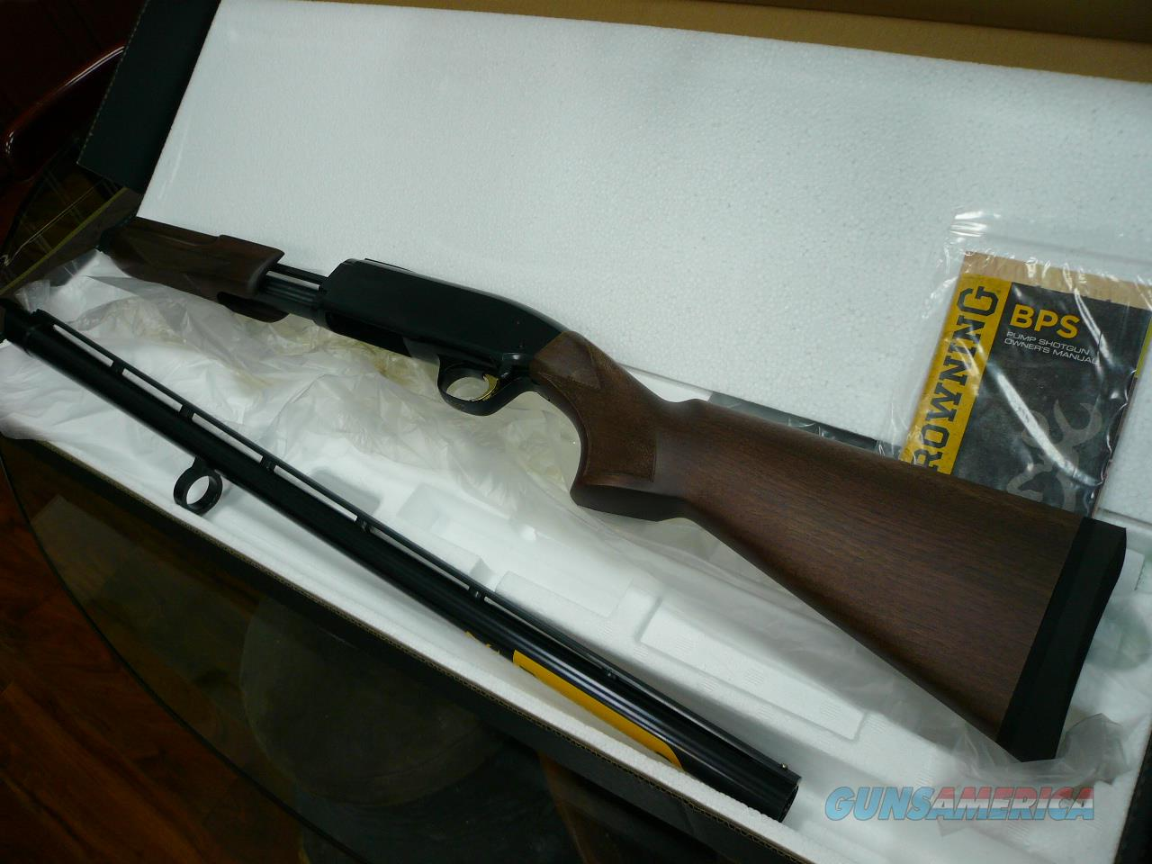 "BPS HUNTER 28"" INV+ 12GA NIB  Guns > Shotguns > Browning Shotguns > Pump Action > Hunting"
