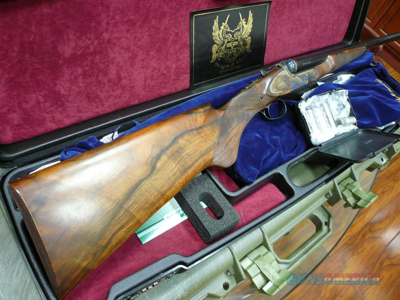 PERUGINI & VISINI MODEL- Zihni-Americas 12Ga Left-Hand (REDUCED!)  Guns > Shotguns > PQ Misc Shotguns