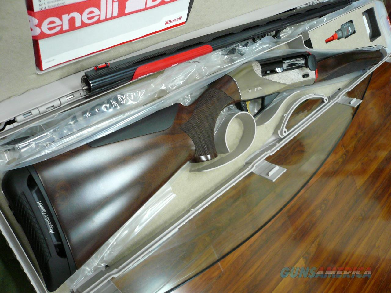 "ETHOS (FIELDS) NICKEL 12GA, 28"" (NIB)  Guns > Shotguns > Benelli Shotguns > Sporting"
