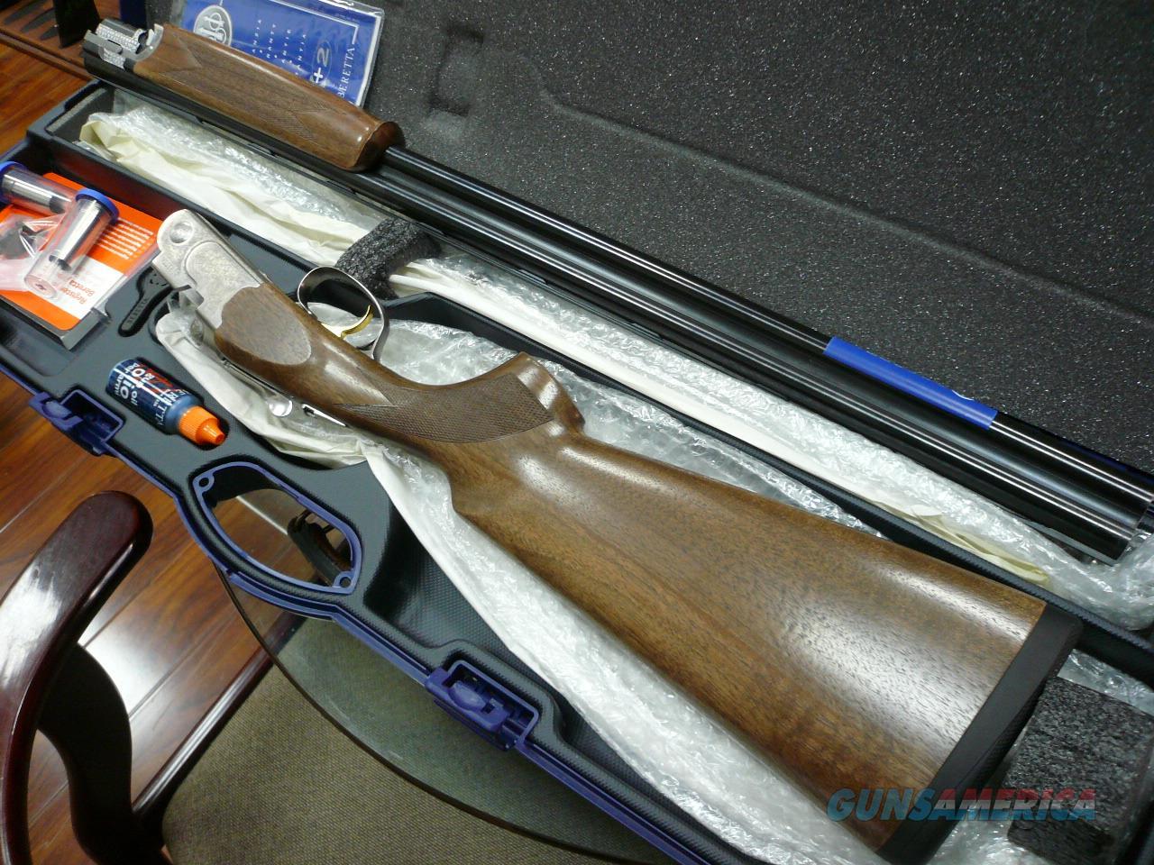"686 Silver Pigeon 1 20Ga,29 1/2""bbl,NIB  Guns > Shotguns > Beretta Shotguns > O/U > Hunting"