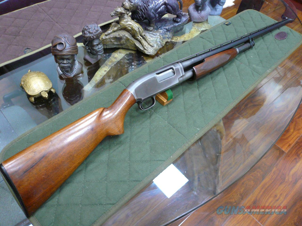 "MODEL-12 (1928) 12ga 30""  Guns > Shotguns > Winchester Shotguns - Modern > Pump Action > Hunting"