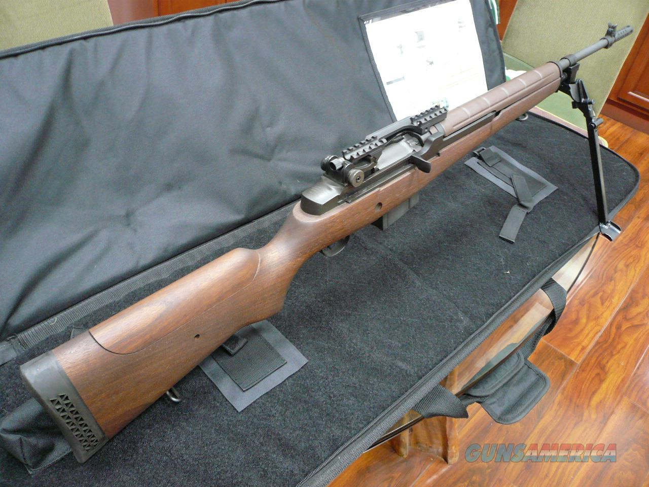 M21/M1A (DISCONTINUED) 308NATO (CA COMPLIENT)  Guns > Rifles > Springfield Armory Rifles > M1A/M14