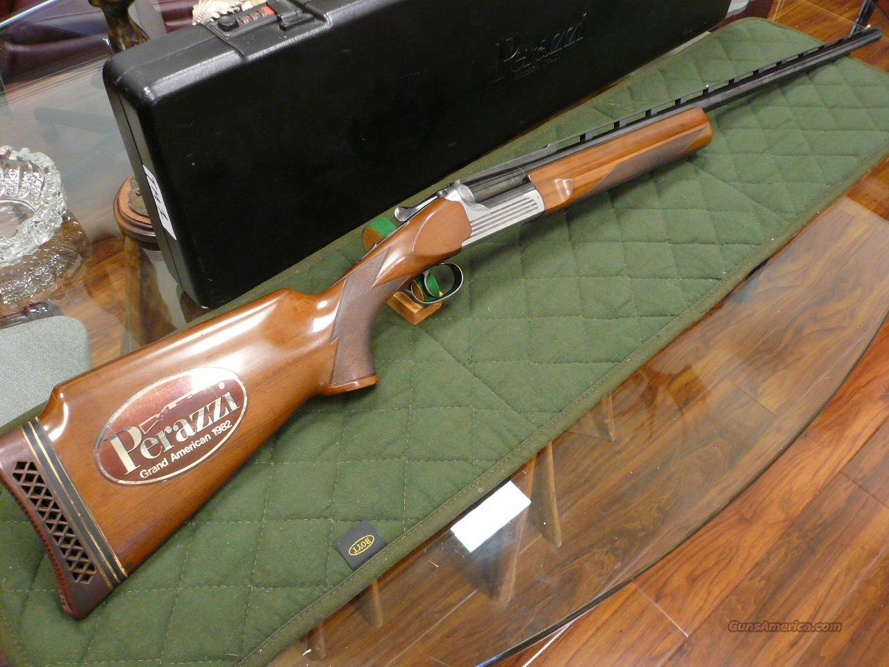 """TM1 32""""  Guns > Shotguns > Perazzi Shotguns"""