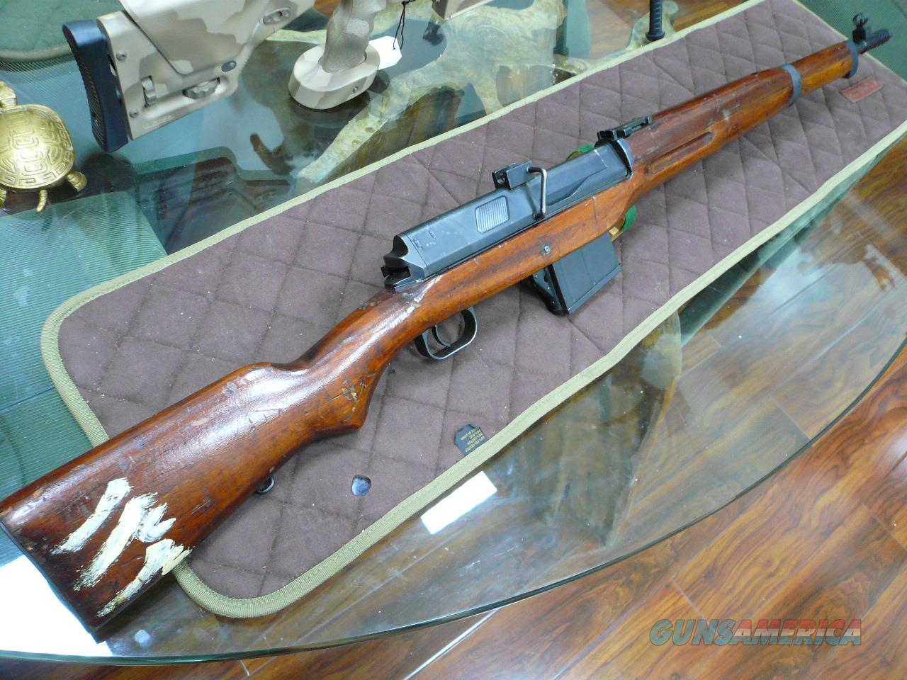 EGYPTIAN-HAKIM 7.92X57MM (8MM MAUSER) IMPORTED BY CAI.ST.VT  Guns > Rifles > Military Misc. Rifles Non-US > Other