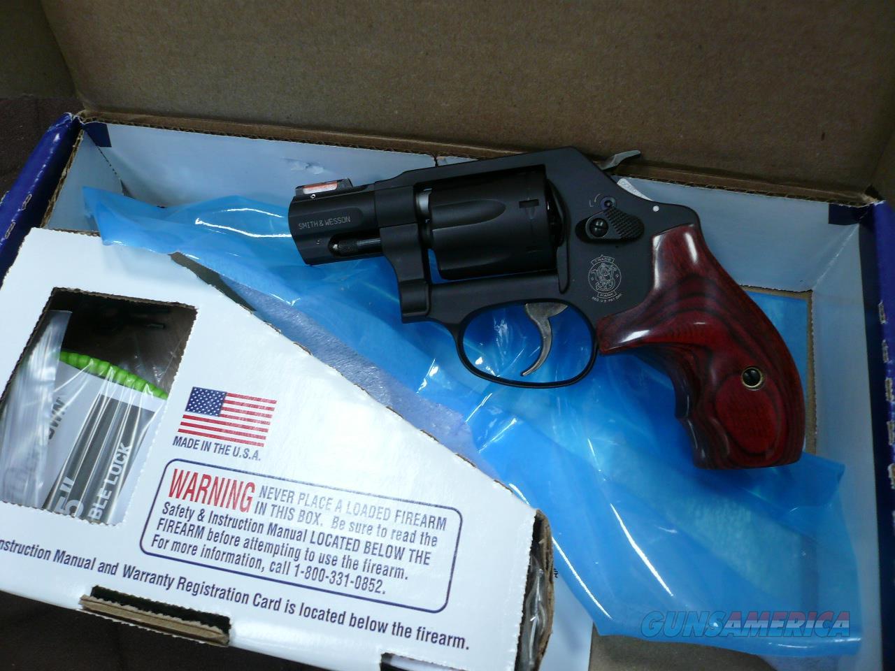 "351PD/AirLite,22MAG,1.8"",7-shots,NIB  Guns > Pistols > Smith & Wesson Revolvers > Small Frame ( J )"