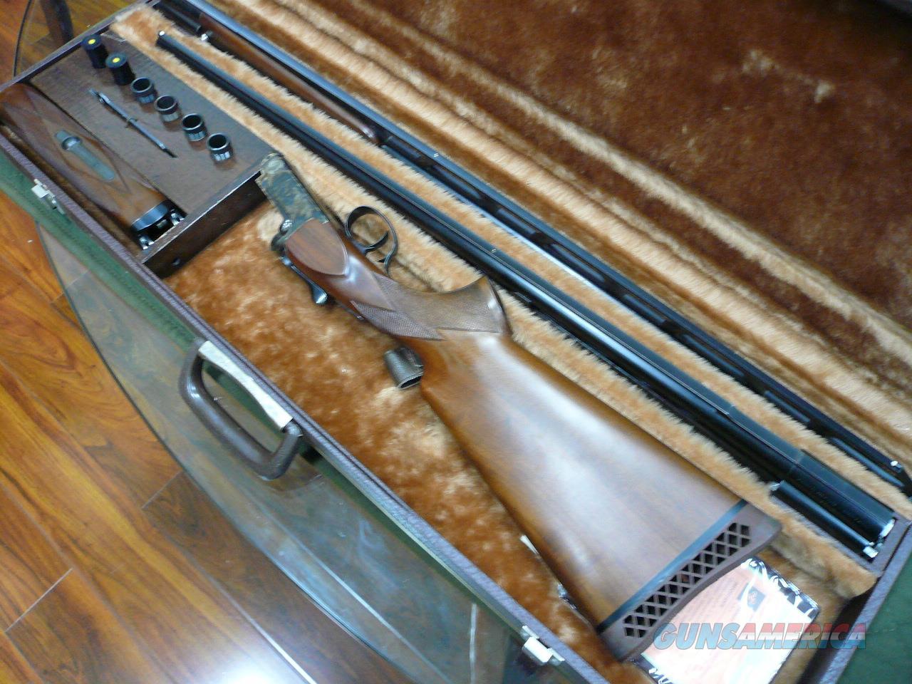 """GRAND AMERICA-1 TRAP COMBO SET (32""""&34"""")  Guns > Shotguns > Perazzi Shotguns"""
